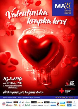 Valentínska kvapka krvi [ZOC MAX 15.2.2016 o 08:00]