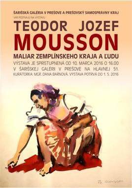 Teodor Jozef Mousson [ŠG 10.3.2016]