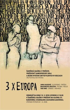 3 x Európa [ŠG 15.3.2016]