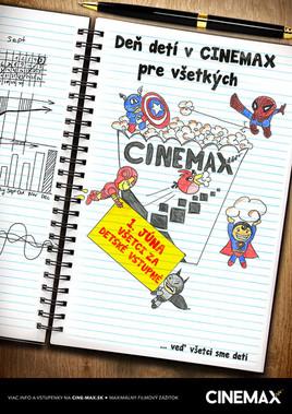 Deň detí v CINEMAX [CINEMAX 1.6.2016]