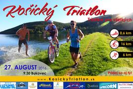 Košický triatlon [iné 27.8.2016 o 09:30]