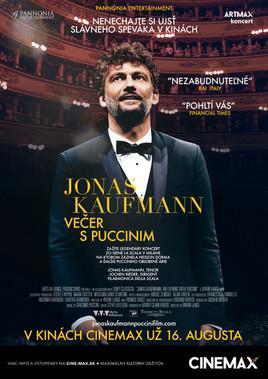 Jonas Kaufmann: Večer s Puccinim [CINEMAX 16.8.2016 o 20:00]