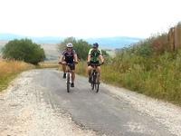 Cyklisti počas minuloročných cyklopátraní
