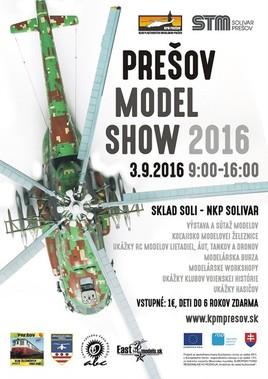 Prešov Model Show 2016 [Solivar 3.9.2016 o 09:00]