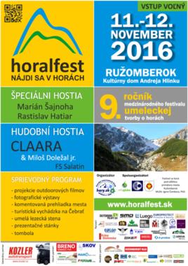 Horalfest 2016 [iné 11.11.2016]