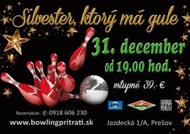 Silvester, ktorý má gule [Bowling 31.12.2016 o 19:00]