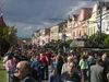 Oslavy zaplnili celé centrum mesta