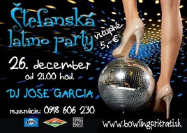 Štefanská latino party [Bowling 26.12.2016 o 21:00]