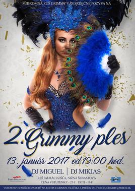 2. Grimmy ples [PO 13.1.2017 o 19:00]