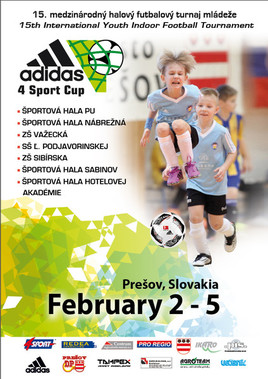 Adidas 4 Sport Cup 2017 [iné 2.2.2017 o 08:20]
