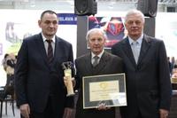 Peter Chudý - ocenený za celoživotný prínos v CR PSK