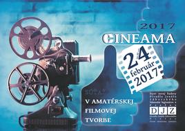 Cineama 2017 [ÚSČ 24.2.2017 o 16:30]