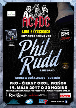 Phil Rudd & His Band