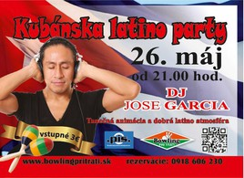 Kubánska latino party