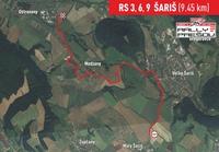 RS 3,6,9 Šariš (9,45 km)