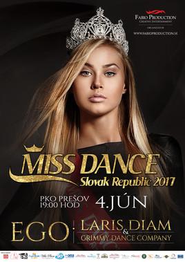 MISS DANCE SR 2017 [PKO 4.6.2017 o 19:00]