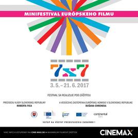 Minifestival európskeho filmu 7x7 [CINEMAX 29.5.2017 o 18:00]