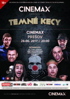 Temné kecy [CINEMAX 28.6.2017 o 20:00]