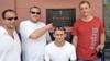 jankakor: Fotografia Borisa Kollara s kamaratmi na Kube