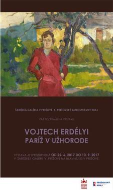 Vojtech Erdélyi / Paríž v Užhorode