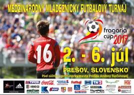 Fragaria Cup 2017 [PO 2.7.2017 o 08:00]