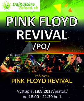 Daj kultúre zelenú: PINK FLOYD REVIVAL