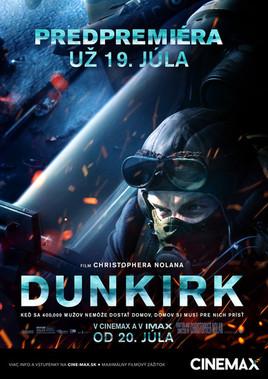 DUNKIRK - predpremiéra