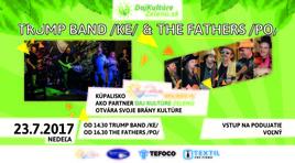 Daj kultúre zelenú: The Fathers (PO) [Kúpalisko SIII 23.7.2017 o 16:30]