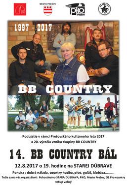 14. BB Country bál
