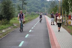 Podpora cyklodopravy v Prešove