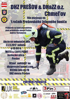 Prešovský železný hasič