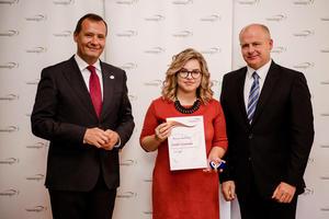 Národná kancelária medzinárodnej ceny vojvodu z Edinburghu: Vanesa Vrabľová