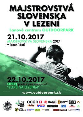 Majstrovstvá slovenska v boulderingu detí