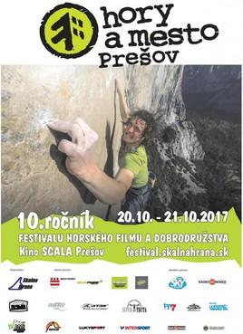 Hory a mesto Prešov