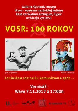 VOSR: 100 rokov [Wave 7.11.2017 o 17:00]