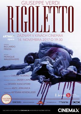 Artmax opera - RIGOLETTO Z BARCELONY