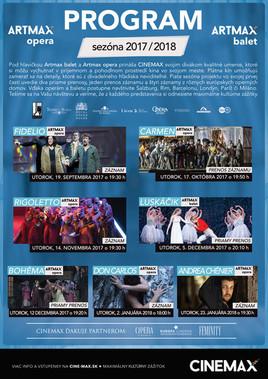 Operetno - baletná sezóna 2017/2018 [CINEMAX 5.12.2017 o 20:10]