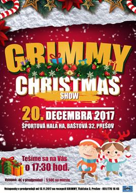 Grimmy Christmas Show