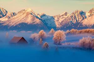 2. miesto Priroda  - Peter Dobrovský - Za stodolou je krásne