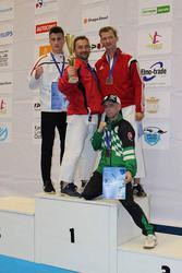 SENSEI Rastislav Miklič bol bronzový na Grand prix Ostrava 2017