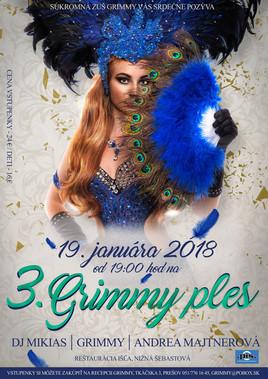 3. Grimmy ples