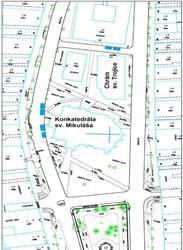 Určenie miest na státie vozidiel v pešej zóne počas konania obradov
