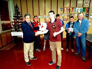 Víťaz 1. miesto mužov - Petrovský Marek