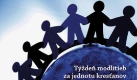 Ekumenické bohoslužby v Prešove [PO 22.1.2018 o 17:30]