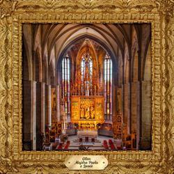 Oltár Majstra Pavla v Bazilike sv. Jakuba v Levoči jeden z obrazov v expozícii PSK