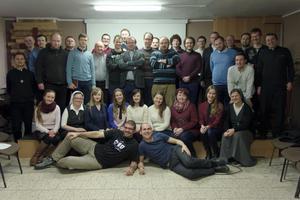 Centrálny tím s vedúcimi pracovných tímov P18