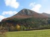 Ľavá rázsocha Bokšova so skalnou výhľadovou Holicou