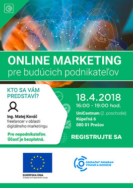 Online marketink workshop