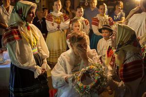 1. miesto Kultúra, tradície a história - Matúš Maťufka - Tradičná svadba