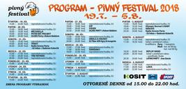 Pivný festival [ 23.7.2018]